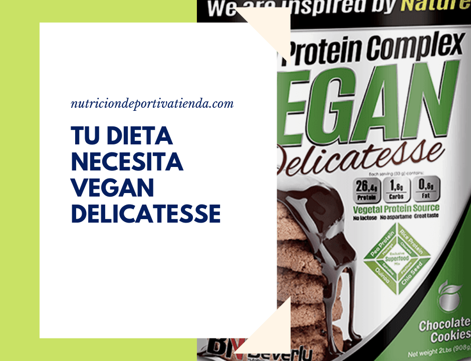 Vegan delicatesse
